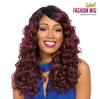 Instant fashion Couture wavy Lace Front wig - Rosalie 27 inches