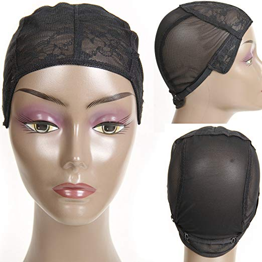 Stretchy Full Wig Weaving Cap - Bulk Discounts available